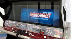 Some Darius Burst Arcade news