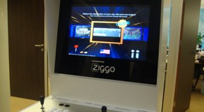 Winnitron NL promotes indie games in an arcade cabinet