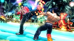 New Tekken Tag Tournament 2 screens to drool over