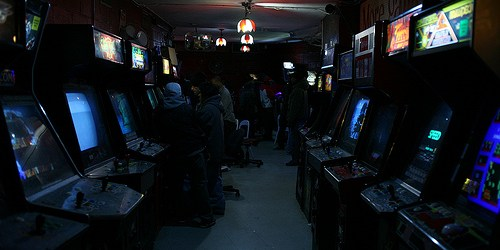 Chinatown Fair Arcade Re-Opening Soon