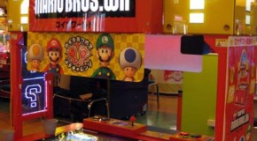 New Super Mario Bros. Wii World Coins on loctest in Japan