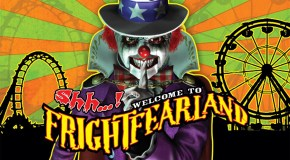 """GlobalVR's official press release for """"Shh…! Welcome to Frightfearland"""""""
