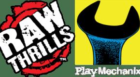 Raw Thrills/Play Mechanix raises money for Japanese Quake Relief efforts
