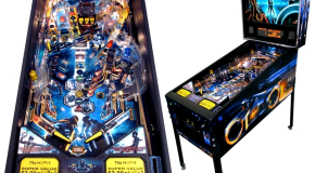 TRON Legacy Pinball Review