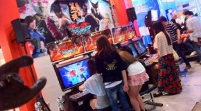 Tekken Tag 2 @ GTI Asia Taipei Expo 2011