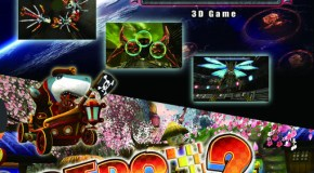 InJoy Motion reveals two new games – Project X-Pher and Dido Kart 2