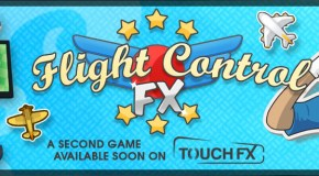 Flight Control coming to TouchFX in November