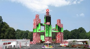 LED Walls for gaming coming to Sziget Festival in Hungary
