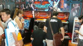 Namco considering location testing Tekken Tag 2 in the US