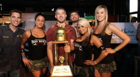 And the 2011 Big Buck Champion is…