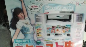 Konami brings Dance Masters to arcades as Dance Evolution Arcade