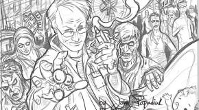 Ben Heck's Zombieadventureland Pinball coming in 2012