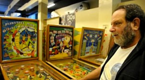 ESPN Takes a Look At The New National Pinball Museum In Baltimore
