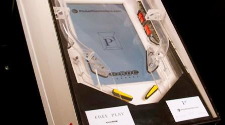 Pinball Update: P3 Pinball System and Captain Nemo