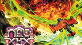 NEO XYX For The NeoGeo MVS Begins Shipping