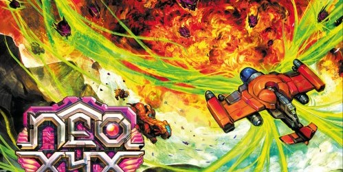 New Footage Of NG:DEV TEAM's NEO XYX