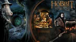 Jersey Jack Pinball Officially Announces 2nd Machine: The Hobbit