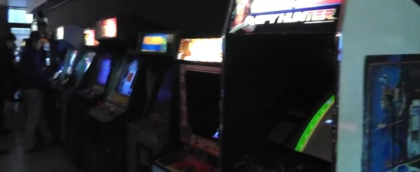 Two Bits Retro Arcade And Bar Opens In NYC