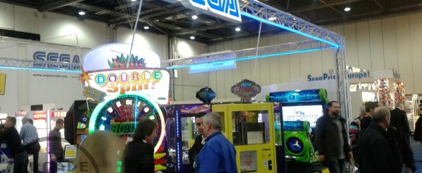 EAG Expo 2013 First Look – Dead Heat Riders, Sega Booth, Electrocoin, UNIS