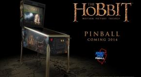 New Footage of Jersey Jack Pinball's The Hobbit Pinball Prototype
