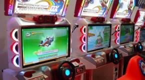 JAEPO 2013: Mario Kart Arcade DX, Namco Booth, Konami Booth + Project Diva Arcade US Test