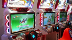 JAEPO 2013: Mario Kart Arcade DX, Namco Booth, Konami Booth + Project Diva Arcade US Test