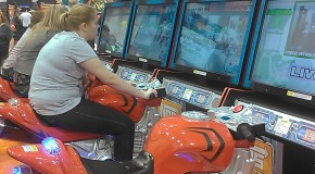 Amusement Expo 2013 Report #2: Dead Heat Riders, K.O. Drive, Avengers Premium Pinball, Speed Ball & More
