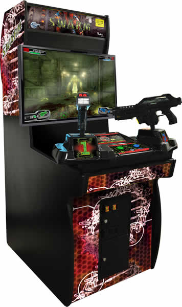 Arcade Heroes GlobalVR Releases The Swarm Conversion Kits - Arcade ...