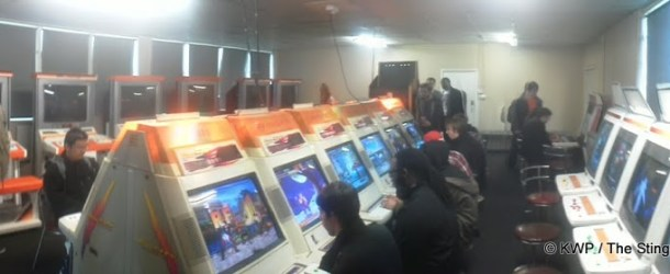 Hunger For Amusement Proven At The Heart of Gaming In London, UK