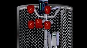 Found on Kickstarter: King of the Ring Arcade Exer-Game