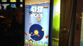 Newsbash: Cut The Rope Videmption; Classic Arcade Finder; More Mario Kart GPDX Play