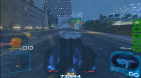 Next from the Makers of H2Overdrive & Dirty Drivin', a Batman Arcade Game: Batmobile