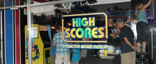 High Scores Arcade Relocates To Alameda, CA