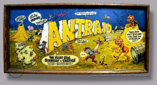 1 Ant Raid Header