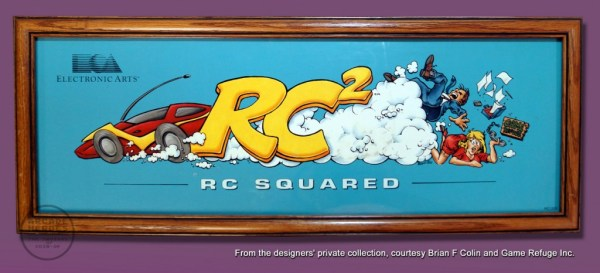 1 RC Squared Header