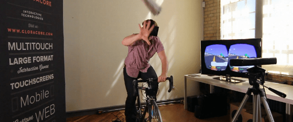 Atari's Paperboy Lives Vicariously Through PaperDude VR