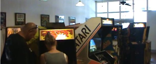 Route 66 Arcade Museum Now Open in Atlanta, IL