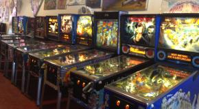 Free Gold Watch Offers Classic Pinball and Video Arcade Gaming in San Fransisco, CA
