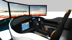 Cruden Launching New Powerboat Simulator at IAAPA 2013
