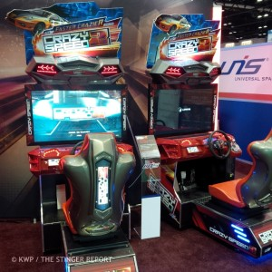 Crazy Speed 2 at IAAPA'13