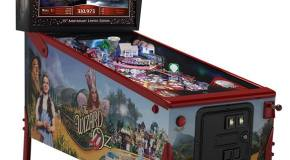 Jersey Jack Pinball Announces Pre-Order For The Wizard of Oz Pinball 75th Anniversary Limited Edition