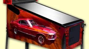 First Info On Mustang Pinball; Teaser for The Big Lebowski Pinball