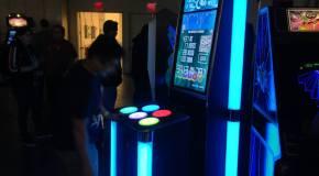 New Rhythm Arcade Game NEON FM Launching At Amusement Expo 2014