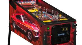 Stern Officially Unveils Mustang Pinball Pro
