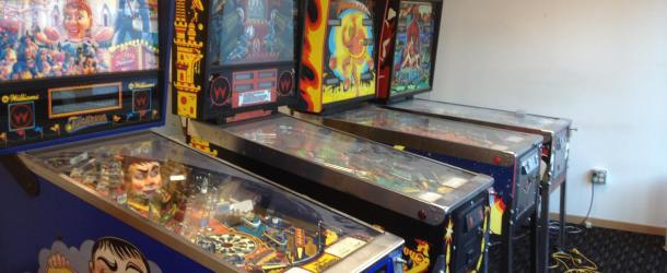 Tilt Pinball Arcade Open In Fargo, ND; Gameworks Opening In SLC; Namco Arcade Closures In Japan