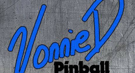 Vonnie D Pinball Hopes To Join The Ranks of Pinball Manufacturers
