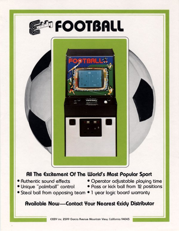 exidyfootball