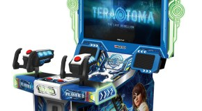 Wahlap Launches Teratoma The Last Rebellion Arcade Game For the West