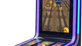 Subway Surfers Comes To The Arcade Via Coastal Amusements