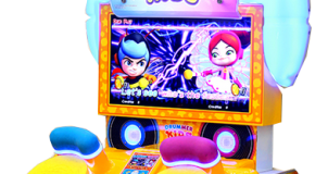 UNIS Announces Drummer Kids For Arcades; Pirates Hook Sells 2000+ Units